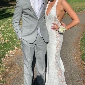 Scala Long prom dress